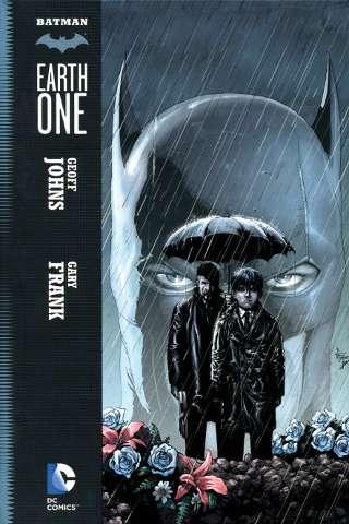 Batman Earth One Volume 1 PDF Download