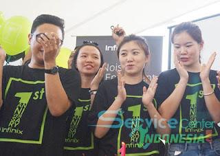 Service Center Infinix di Denpasar