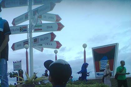 Objek Wisata Pantai Padang, Sumbar