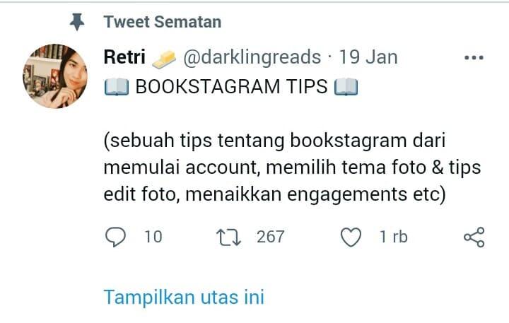 Cara Membuat Bookstagram