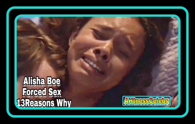 Alisha Boe sex scene - 13 Reasons Why (2021) HD 720p