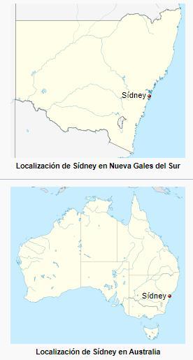 Ciudades australianas
