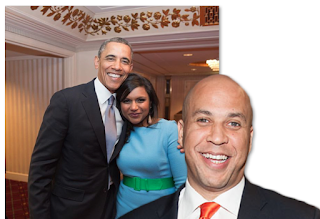Mindy Kaling Baby Daddy Cory Booker?