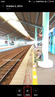 Berikut ini adalah cara mudah menyembunyikan  Cara Mudah Hidden dan Memunculkan Foto di Smartphone Xiaomi Redmi Note 3