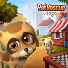 Pet Rescue Saga,jogo para Facebook ~ Aplicativos Facebook