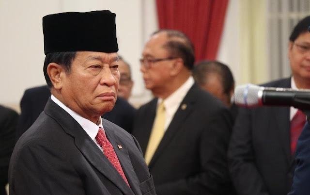Pensiunan Jenderal Kaki Tangan Jokowi Ketar-Ketir Prabowo Menang