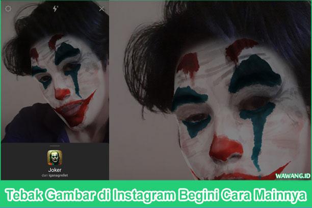 Cara Buat Foto atau Wajah Mirip Seperti Joker