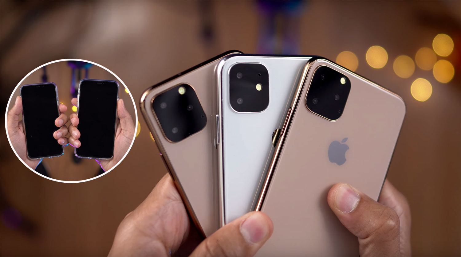 Why the iPhone 2019-20 is doomed: how would the iPhone 11 look