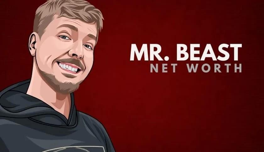 Mr Beast Net Worth