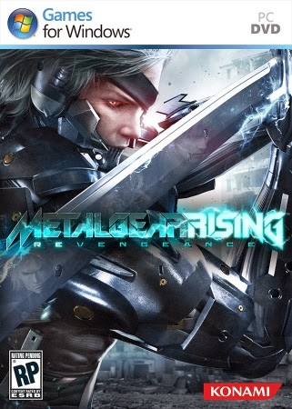 Metal Gear Rising Revengeance PC ESPAÑOL (RELOADED) 1
