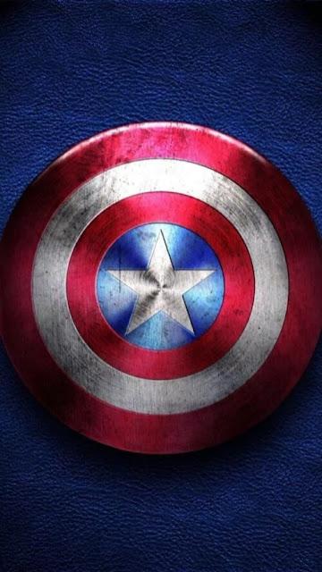 captain america iphone x wallpaper