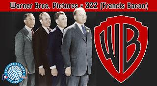 Warner Bros. Pictures = 322 (Francis Bacon)