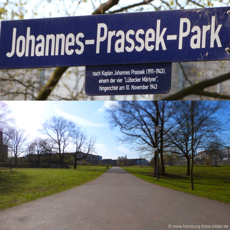 Hamburg Johannes Prassek Park