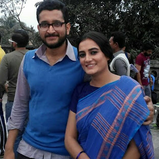 Aparna Ghosh & Parambrata Chatterjee In Bhuban Majhi