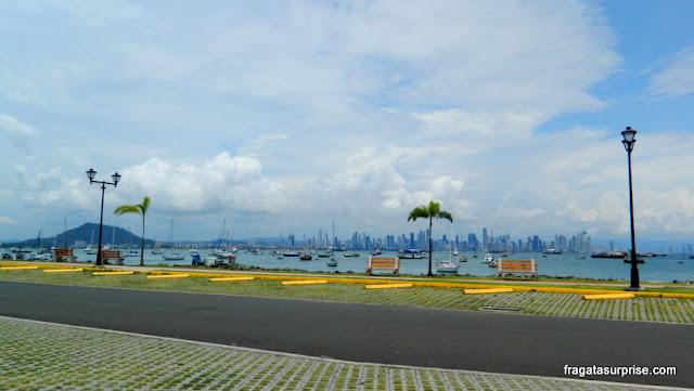 Cidade do Panamá - Calzada de Amador
