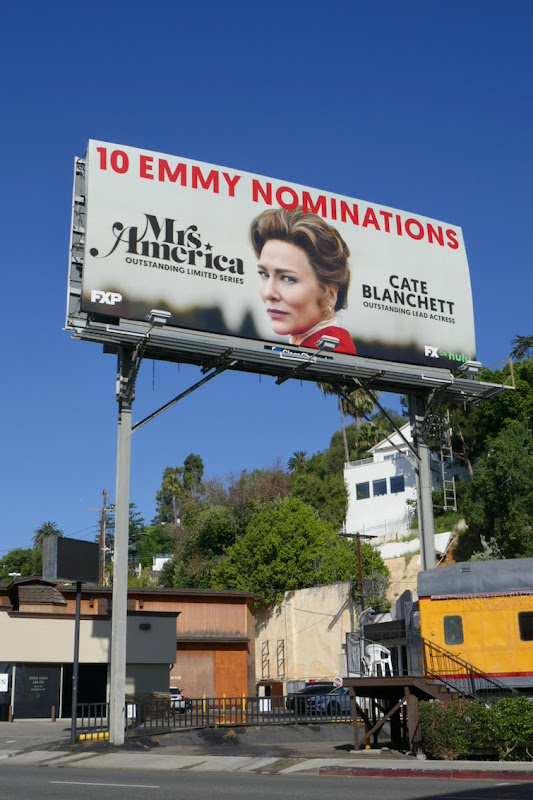 Mrs America 10 Emmy nominations billboard