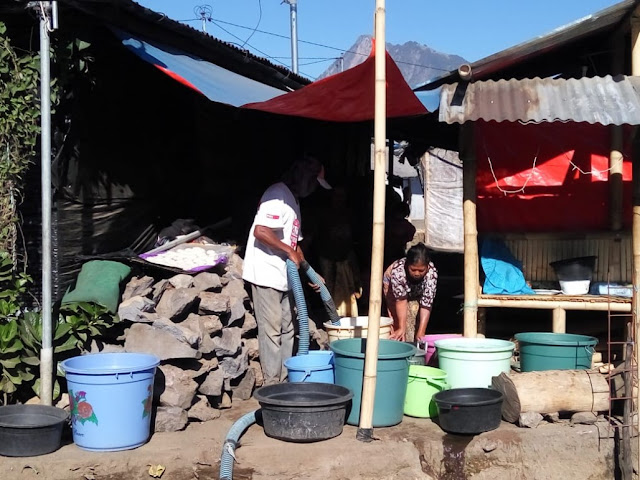 Atasi Kekeringan, ACT Salurkan 50 Ribu Liter Air Bersih ke Gunungkidul dan Lombok
