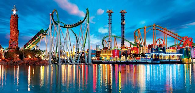 Ingressos dos parques Universal de Orlando