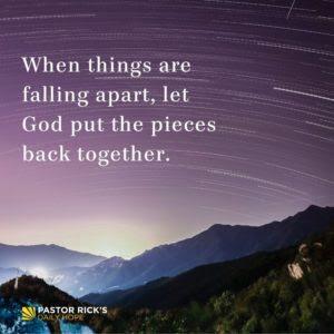 Make a Choice to Rejoice by Rick Warren