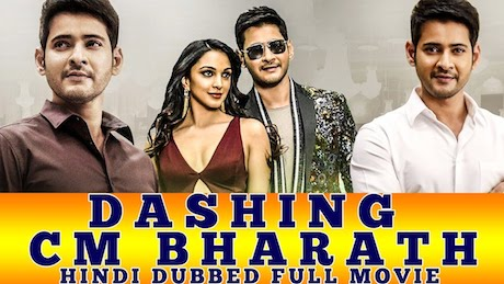 Dashing CM Bharath 2019 Hindi Dubbed 1.2GB HDRip 720p
