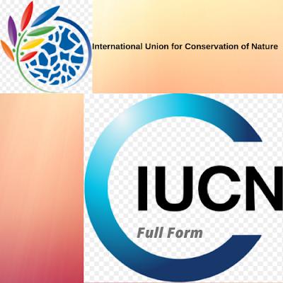 IUCN Full Form