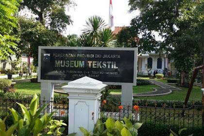 Museum Tekstil Jakarta Yuk Belajar Membatik Di Sini