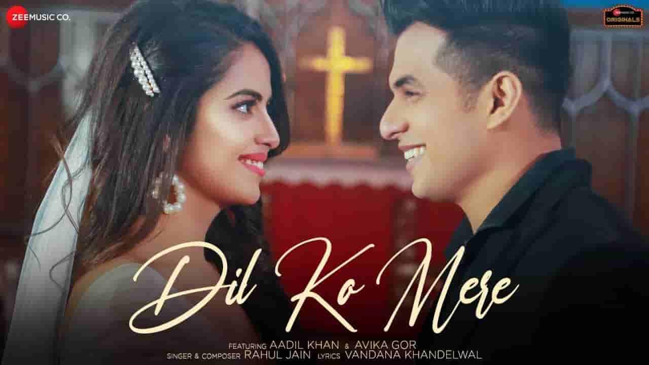 Dil ko mere lyrics Rahul Jain Hindi Song