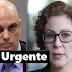 """Carla Zambelli denuncia ministro do STF, """"Alexandre Moraes é ligado ao PCC"""""""