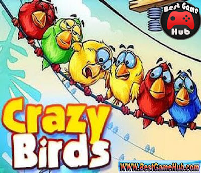 Crazy Birds Full Version PC Game Free Download