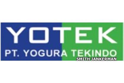 Lowongan Kerja Pekanbaru : PT. Yogura Tekindo (Yotek) November 2017