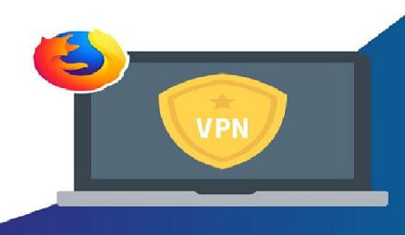 استخدام خدمة VPN في متصفح فايرفوكس