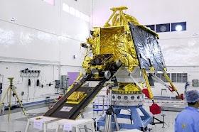 चंद्रयान -2 के बारे में रोचक तथ्य - Chandrayaan 2 facts in Hindi