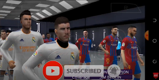 PES 2022 PPSSPP For Android Offline (New Transfers Update April