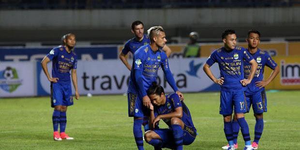 Setelah di Pastikan Batal Lawan Borneo FC, Kini Persib Harus Gagal Laga Uji Coba