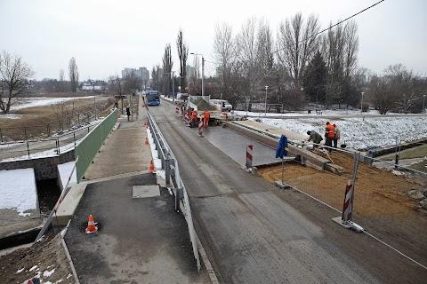 Így készül a Rákos-patak híd