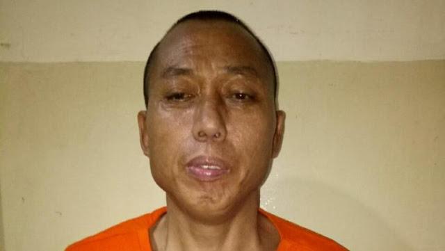 Napi China Yang Kabur dari LP Tangerang Ditemukan Tewas Gantung Diri