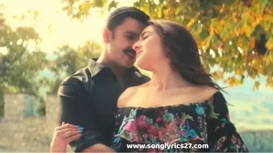 Simmba | Tere Bin Lyrics In English & Hindi | Rahat Fateh Ali