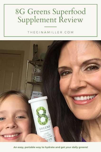 8G Greens Superfood Supplement Review