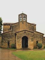 Iglesia de san Julián de los Prados; San Julián de los Prados; Santullano; Prerrománico; Prerrománico asturiano; Oviedo; Uviéu; Asturias
