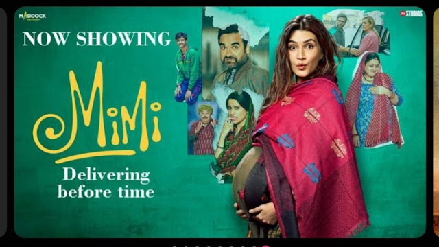 Mimi Full Movie online Leaked by Tamilrockers to download