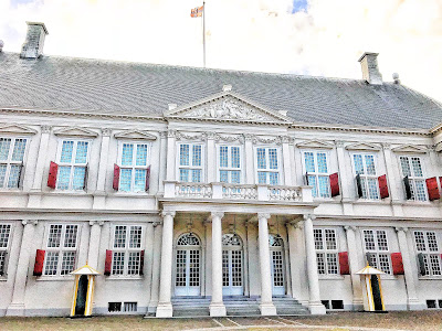 Palace Noordeinde The Hague Netherlands