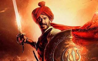 Tanhaji Box Office Collection Day 21: 21 व्या दिवशी देखील अजय देवगणच्या 'तान्हाजी' ची जादू चालली , किती कोटी कमावले
