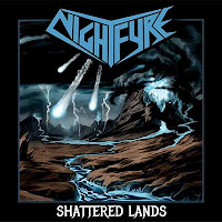"Ο δίσκος των Nightfyre ""Shattered Lands"""