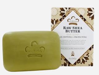 Nubian Heritage - Bar Soap Raw Shea Butter - 5 oz. (141 g)