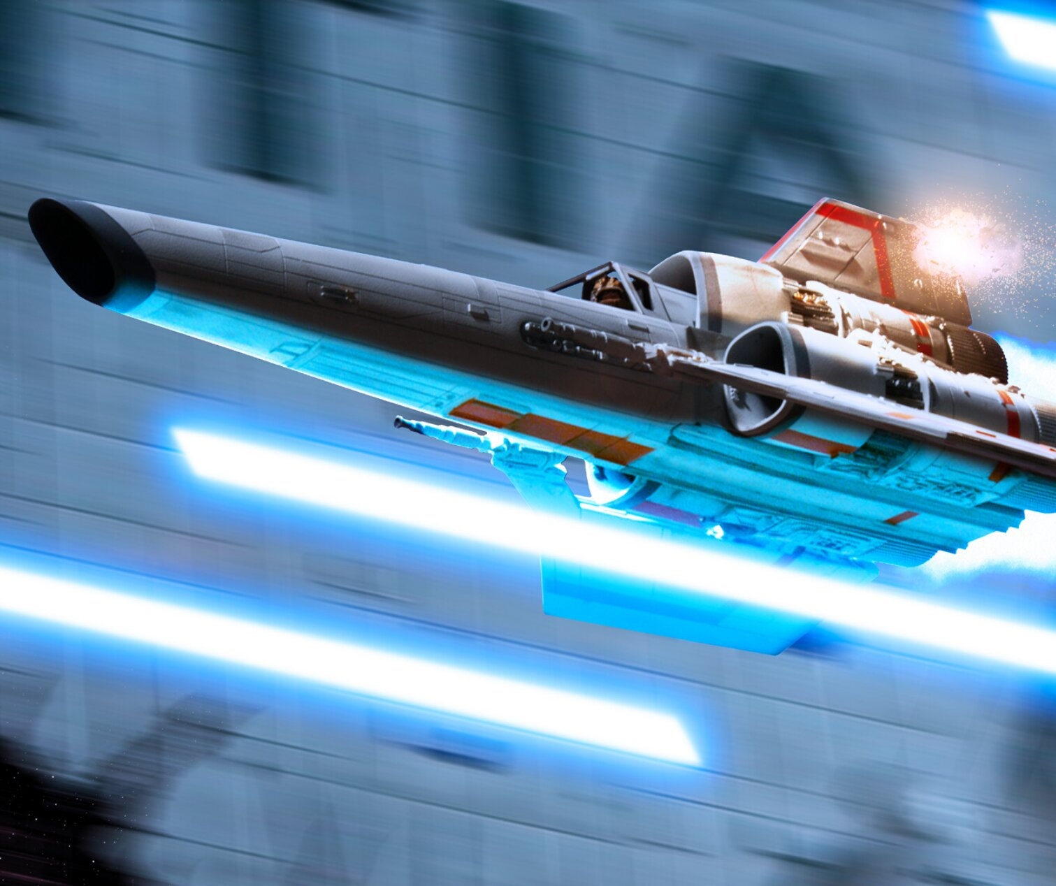 A batalha legal entre Star Wars e Battlestar Galactica