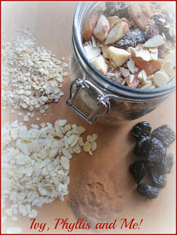 MUESLI ~ MY VERSION