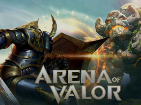 game MOBA di android arena of valor