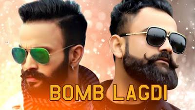 Bomb Lagdi dilpreet dhillon and amrit maan
