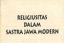 RELIGIUSITAS DALAM SASTRA JAWA MODERN