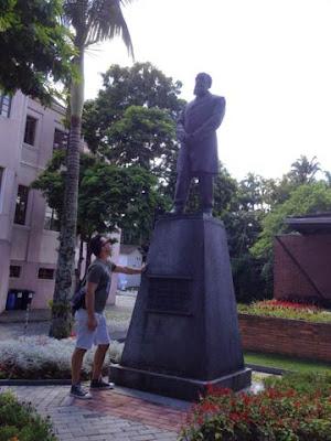 monumento al dottor Blumenau
